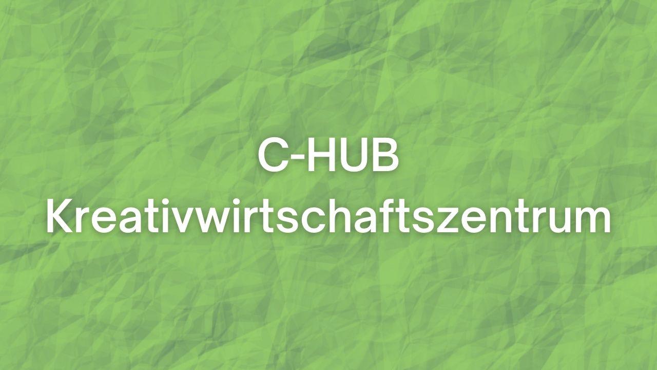 C-HUB Kreativwirtschaftszentrum