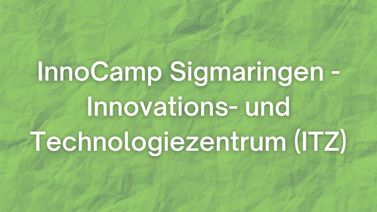 InnoCamp Sigmaringen